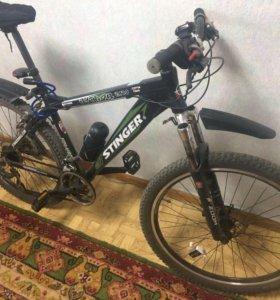 Горный велосипед STINGER