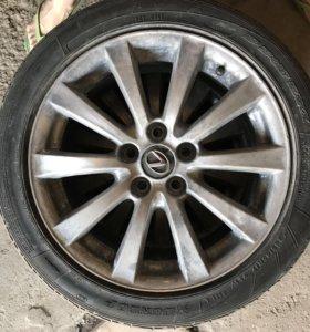 Dunlop 245/45/17