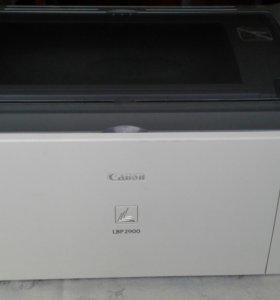 Лазерный принтер CANON LBP-2900