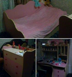 Спальня детская