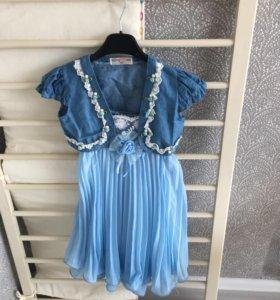 Платье сарафан на 4 года