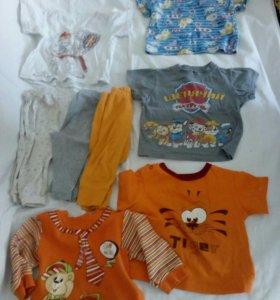 Набор одежды для мальчика, 1-1,5 года