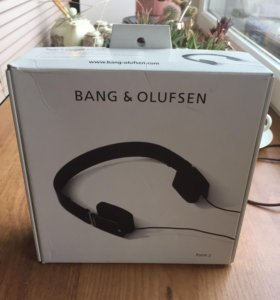 Наушники Bang & Olufsen Form2