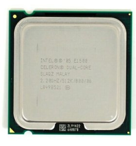 Процессор Intel Celeron E-1500