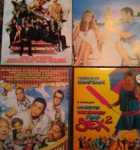 DVD Диски комедии