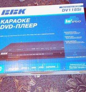 Dvd-плеер ,BBK