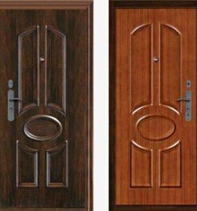 дверь металлическая Форпост 65М