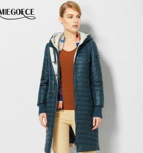 Пальто женское димисезонное