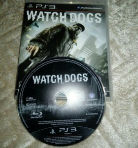 Диск Watch_Dogs