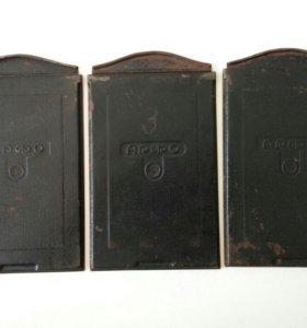 Кассета, 9х12 см для довоенной фотокамеры Арфо