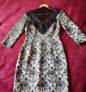 Платье самое красивое