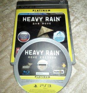 Диск Heavy Rain