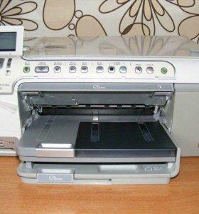 Продам струйный принтер МФУ HP Photosmart C5283