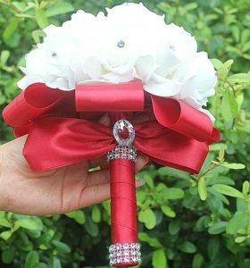 Свадебное украшение, букет