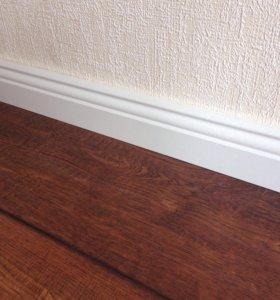 Плинтус деревянный Smart profile 4.5 метра