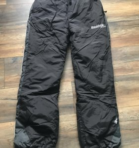Утеплённые штаны Reebok