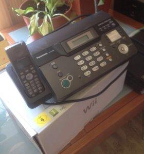 Телефон- факс
