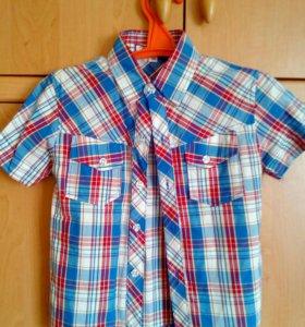 Рубашки летние