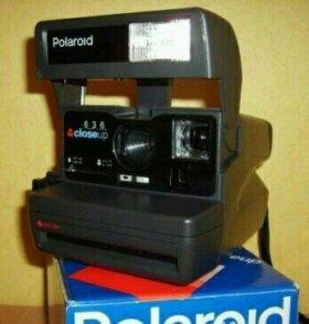 Продаю Фотоаппарат Polaroid 636 Close Up. К данной