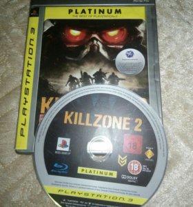 Диск KILLZONE 2