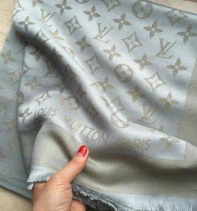 Платки Louis Vuitton с люрексом