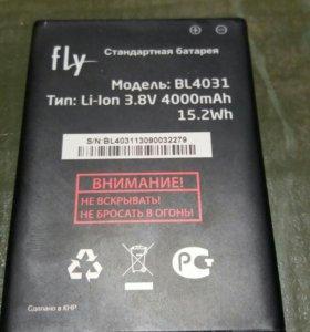 Аккумулятор на Fly