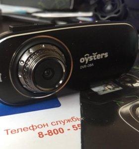 Видеорегистратор OYSTERS DVR-08A