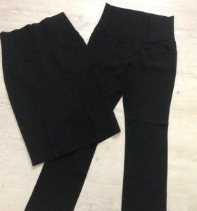 Юбка и брюки Sweet Mama,46-48
