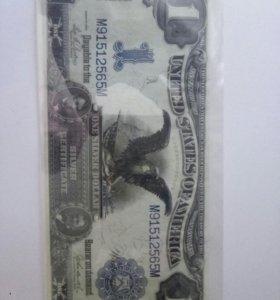 1$ 1899