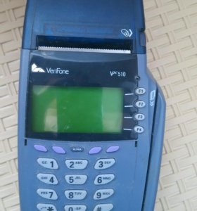 Платежный POS-терминал VeriFone Vx510