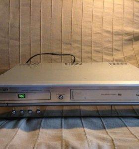 Видеомагнитофон Samsung для кассет