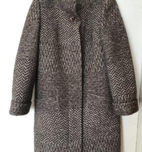 Пальто осенне — зимнее, размер 46