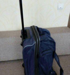 Дорожная сумка с ручкой
