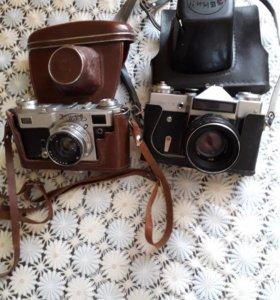 Фотоапарат зенит и киев