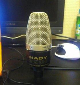 Микрофон Nady scm 960
