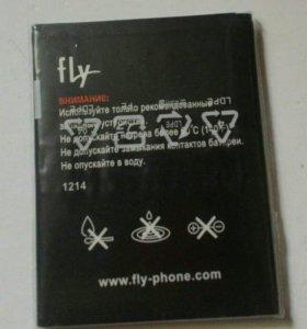 Батарея на Fly новая