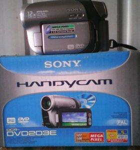DVD SONY 203E.