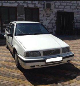 Продам машину Volvo 440