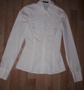 Офисную (школьную) блузку