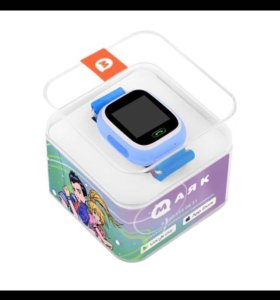 Детские GPS-часы GW100