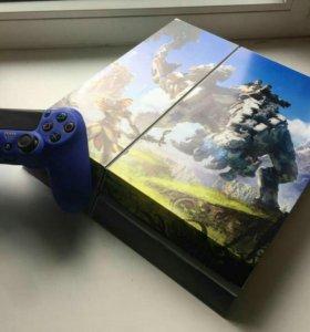 Наклейки на PS4