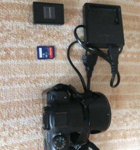 Фотоаппарат Samsung nx 11