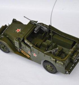 """Коллекционная модель броне транспорт """"Скаут"""""""
