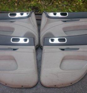 Обшивки дверей Chevrolet Rezzo