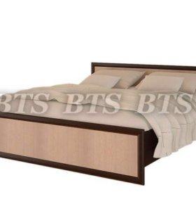 Новая Кровать + Матрас, В Наличии (арт. 7224)