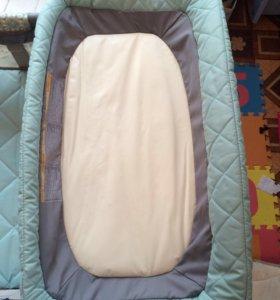 Кровать манеж Graco