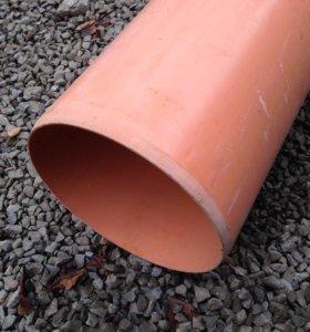 Труба ПВХ plastimex 315*6.2*2000 для наружной кан.