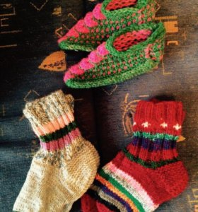 Носки и колготки новые