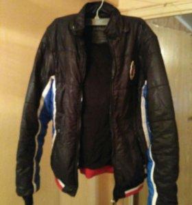 , зимняя куртка мужская сама вызов