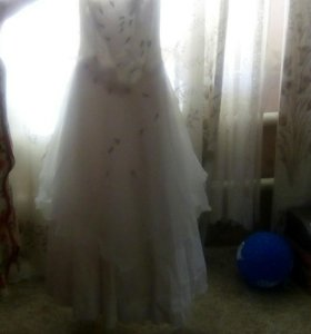 Свадебное платье(Италия)